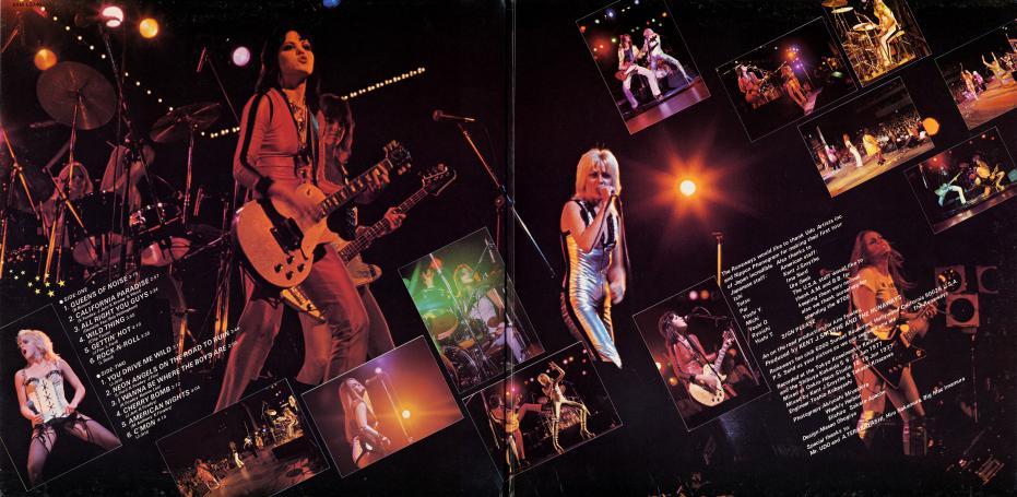 The Runaways Live In Japan El Otro Blog De Jos 233 Luis