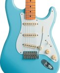 Fender Classic 50s Stratocaster Daphne Blue Maple NEW from store